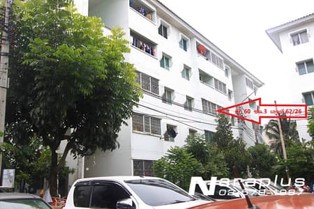 1 Bedroom Condo for Sale in Bang Khen, Bangkok - 64100618: Residential unit, area size 31.85 square meters, 60-storey building, 3 Khubon Housing Project Installment is cheaper than renting