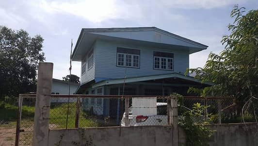1 Bedroom Home for Sale in Doem Bang Nang Buat, Suphanburi - House now, good location, on the road