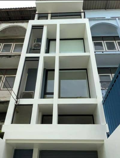 Commercial Building for Sale in Sathon, Bangkok - Townhome for sale, 5 floors, Sathorn area, area 20 sq m.