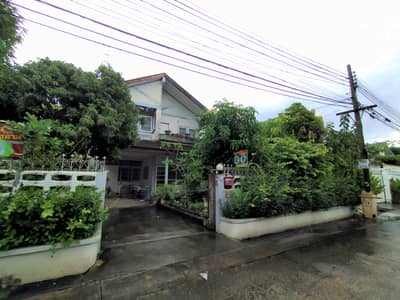 4 Bedroom Home for Sale in Lat Phrao, Bangkok - House for sale, Sena Niwet Village 2, Kaset-Nawamin Rd. , area 70 sq. wa. , 4 bedrooms, 2 bathrooms, convenient transportation, ready to move in.