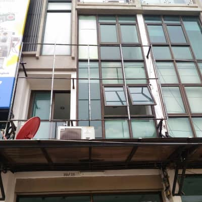 Commercial Building for Rent in Min Buri, Bangkok - Commercial building for rent on the main road