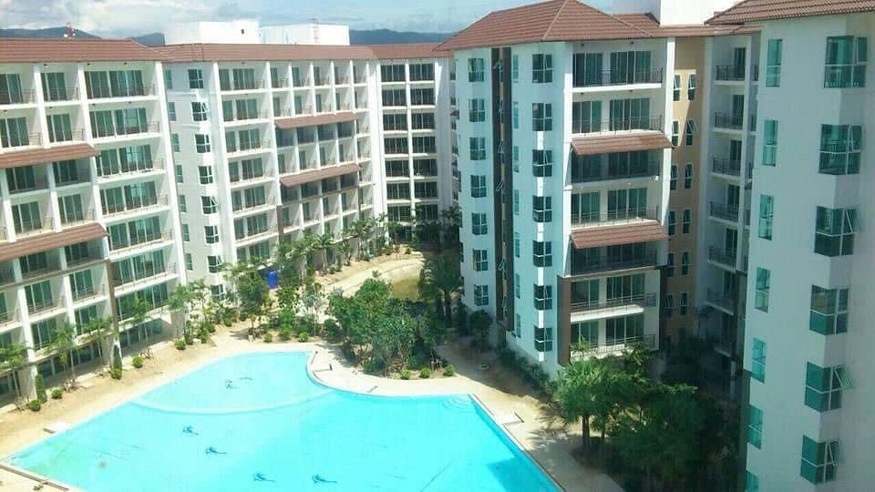 Ad resort for rent, Hua Hin, fully furnished, 25.5 sq m.