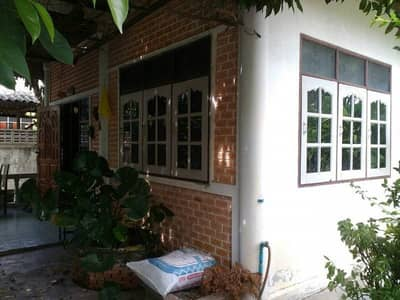 2 Bedroom Home for Sale in Lat Bua Luang, Ayutthaya - Single-storey house with land area of 100 square meters, Lat Bua Luang District, Ayutthaya Province.