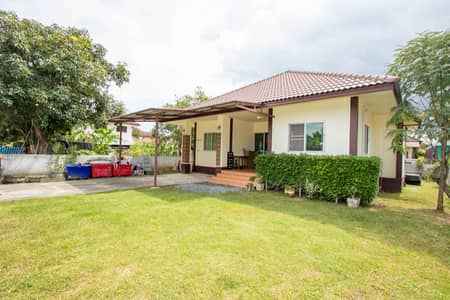 3 Bedroom Home for Sale in San Sai, Chiangmai - 3 bedroom house within Patcharaporn Park Home at San Na Meng, San Sai