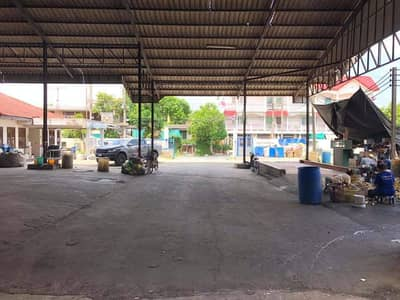 Factory for Sale in Suan Luang, Bangkok - Factory for sale with buildings