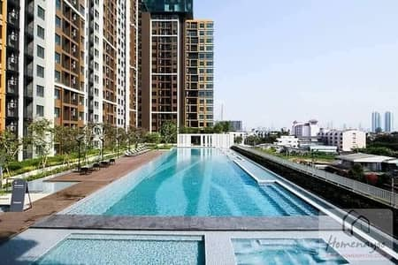 1 Bedroom Condo for Rent in Bang Phlat, Bangkok - For rent, The Parkland Charan-Pinklao, next to Mrt Bang Yi Khan, ready to move in.