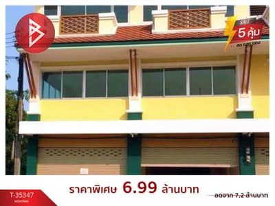 Commercial Building for Sale in Hang Dong, Chiangmai - 2 commercial buildings for sale, 48.0 square meters, Hang Dong, Chiang Mai.
