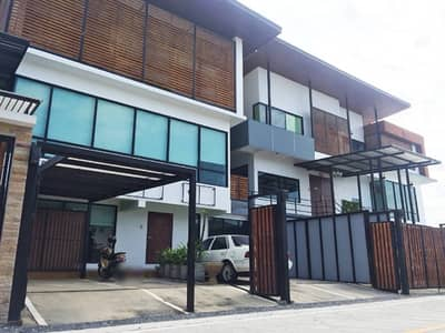 3 Bedroom Commercial Space for Rent in Bang Bua Thong, Nonthaburi - Urgent for rent, home office, warehouse, Ban Kluay - Sai Noi Road, Bang Bua Thong, for rent only on the 1st floor, size 150 sq. m. , suitable for storing and selling products online. Make a small office on Ban Kluay - Sai Noi Road, near Phimon Rat Municipal