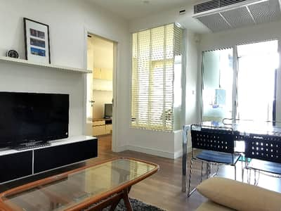 1 Bedroom Condo for Rent in Phra Khanong, Bangkok - The Room 62 Sukhumvit Road,  Few Steps From Punnavithi BTS Station. One Bed Room 45 Square meter at 20th. Floor of Tower A . With Kitchen, Living And Dining Area Including Washing Machine And Dry Yard ( Balcony)