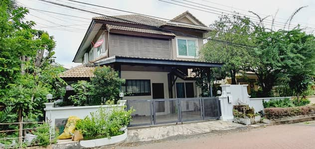 3 Bedroom Home for Sale in Lam Luk Ka, Pathumthani - Single house for sale, Lam Luk Ka, Khlong 4, size 84 sq m, has 3 bedrooms, 2 bathrooms, ready to move in decorated