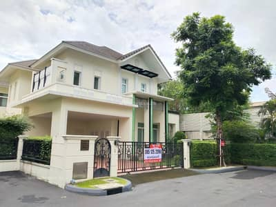 3 Bedroom Home for Sale in Rat Burana, Bangkok - 2 storey detached house for sale, The Palazzo Ratburana, new house, never lived.