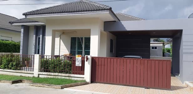3 Bedroom Home for Sale in Bang Bua Thong, Nonthaburi - Single storey house for sale. Suetrong Cozy Bang Bua Thong Village