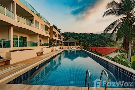 3 Bedroom Townhouse for Sale in Mueang Phuket, Phuket - 3 Bedroom Townhouse for sale at Kata Top View