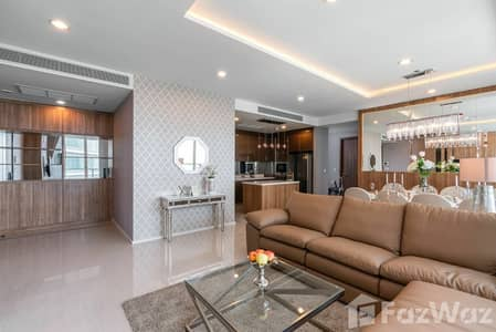 3 Bedroom Condo for Rent in Bang Kho Laem, Bangkok - 3 Bedroom Condo for rent at Menam Residences