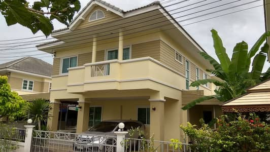 5 Bedroom Home for Sale in Pluak Daeng, Rayong - 2-storey detached house, Ranarom Pluakdaeng Village, the best price in the project