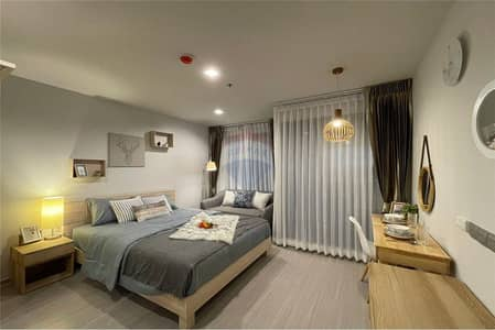 1 Bedroom Condo for Rent in Chatuchak, Bangkok - Condo for rent Life Ladprao, opposite Central Ladprao, near BTS Lad Phrao Intersection, ready to move in