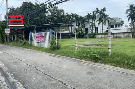 Land for Sale in Chatuchak, Bangkok - Land reclamation, Soi Lat Phrao 31, area 221 sq wa, Lad Phrao Road, Chatuchak District.