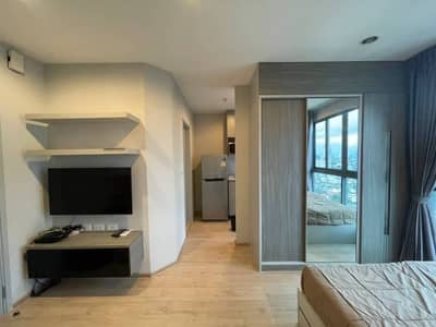 Condo for Rent in Chom Thong, Bangkok - For rent ideo Wutthakat, beautiful room, fully furnished, next to bts, special price 7500 baht per month