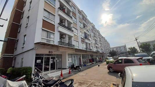 1 Bedroom Condo for Sale in Khlong Luang, Pathumthani - Condo for sale, Baan Ruam Tang Fun 3, Khlong Luang, Pathum Thani