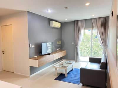 2 Bedroom Condo for Rent in Wang Thonglang, Bangkok - M3763HH-Condo for rent Happy Ladprao 101 with washing machine. Fully furnished and electrical appliances ready to move in