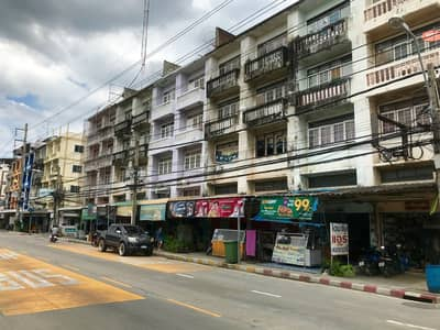 Commercial Building for Sale in Bang Bon, Bangkok - Commercial building, 2 booths hit through each other, 39 sq m. , good location, next to Bang Bon 3 Road, opposite Zanook Wake Park Water Sports Park.