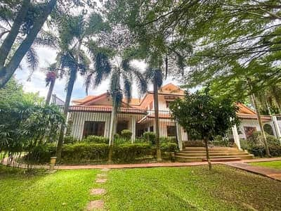 6 Bedroom Home for Sale in San Sai, Chiangmai - House for sale  classic Thai Lanna style