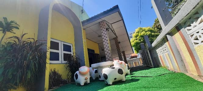 4 Bedroom Home for Rent in Mueang Chachoengsao, Chachoengsao - House for rent, furniture, 4 bedrooms, 4 bathrooms