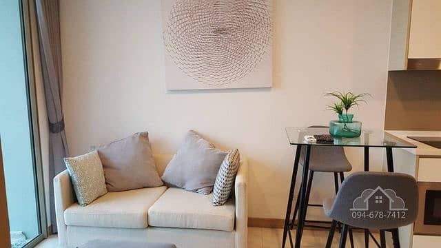 Condo for sale and rent, The Riviera, Wongamat, Pattaya, 35 sqm. 1 bedroom.