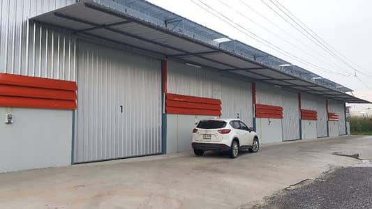 Factory for Rent in Mueang Pathum Thani, Pathumthani - Warehouse for rent 180 sq m. Soi Ruamsuk (Soi Elderly House) Tiwanon Road, Pathum Thani