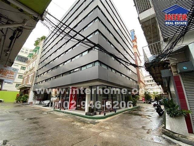 Hotel 5 floors 52.8 sq. w. near the central post office Soi Charoenkrung 47, Charoenkrung Road