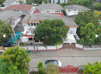 Home for Sale in Khlong Toei, Bangkok - For Sale - Land for sale, Soi Pridi 15, size 97 sq. wa. , 18 meters wide, 21.5 meters deep.