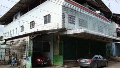 For rent, commercial building, 80 square meters, 14 square meters.