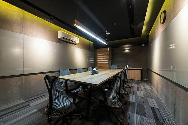 Office space for rent, area 116 sq m. In Thonglor area Near BTS Thonglor , Thonglor Pier With furniture