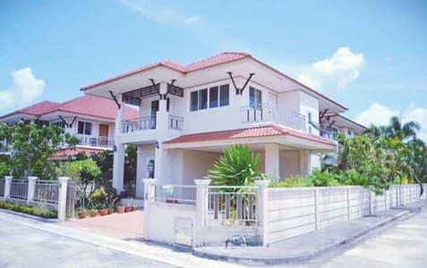 3 Bedroom Home for Rent in Mueang Phatthalung, Phatthalung - Single house, Golden Dragon Village