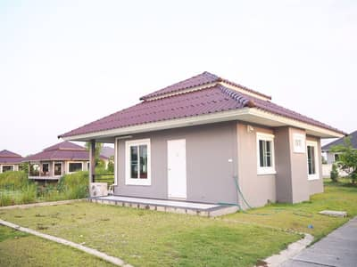 Resort style house for rent in Sansai, Chiang Mai.