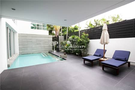4 Bedroom Home for Sale in Yan Nawa, Bangkok - 4beds 5baths  672.60sqm Sell Silom - Sathorn house with private pool Village The Trees Sathorn The Tree Sathorn for sale