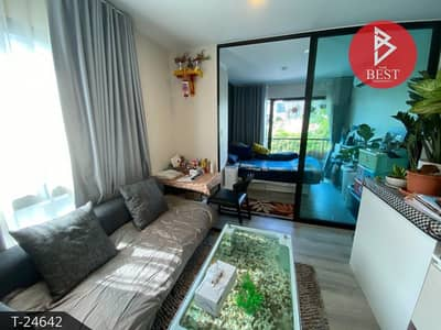 2 Bedroom Condo for Sale in Bang Na, Bangkok - Condo for sale Pause Sukhumvit 103 (Pause Sukhumvit 103) near BTS Udom Suk.