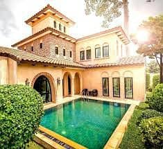 Luxury house Chivani Pattaya with private pool for rent special price