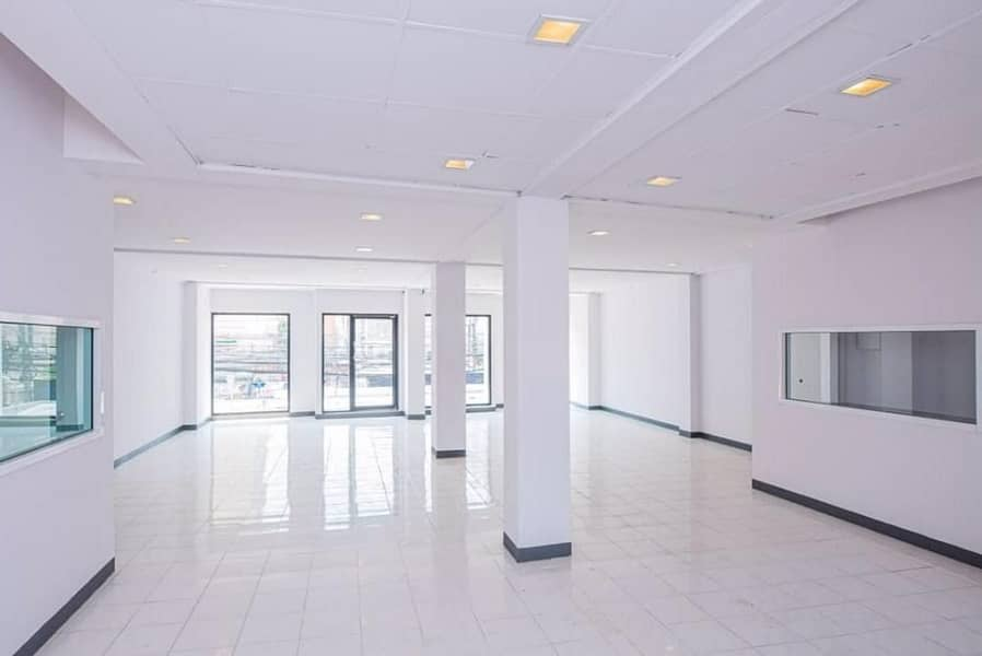 Commercial building for rent in Huai Khwang area, very new condition (near MRT Huai Khwang) 0646654666.