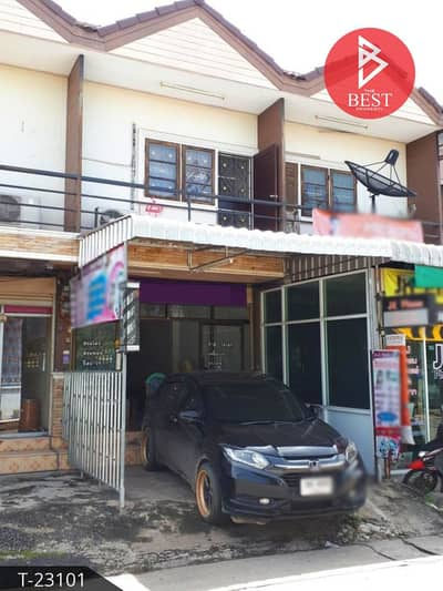 Townhouse for sale 18.0 square meters in Mueang Nakhon Ratchasima.