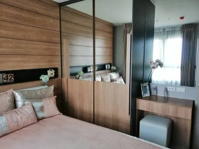 1 Bedroom Condo for Rent in Mueang Nonthaburi, Nonthaburi - Condo for rent, Rich Park Chao Phraya, new room, Chao Phraya River view