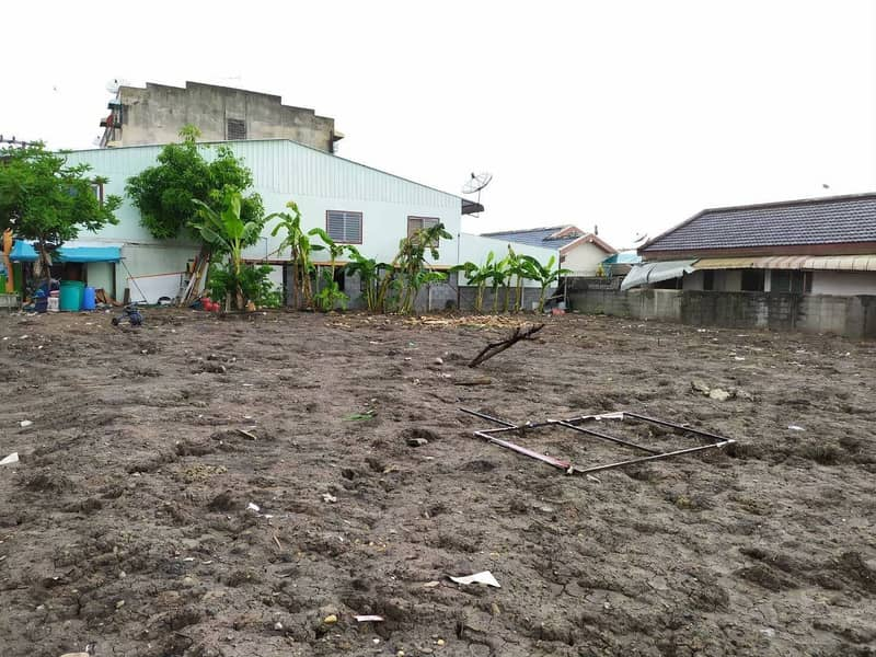Land for sale in Phlayothin 52 intersection 14 area of 150 square meters 0646654666