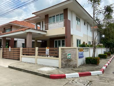 3 Bedroom Home for Sale in Bang Khun Thian, Bangkok - 2 storey detached house for sale, beauty village, project 6