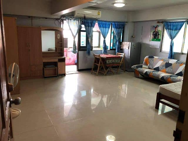 Condo for sale 39.94 sqm. Niran Condotel 2, red-dong, Don Mueang Station