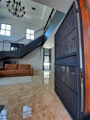 4 Bedroom Home for Rent in Khan Na Yao, Bangkok - 2 storey detached house for rent, Ram Inthra area, near Fashion, Ram Inthra Road, Soi Ram Inthra 64.