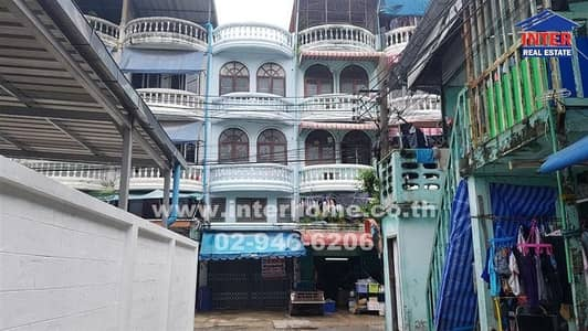 Commercial Building for Sale in Phasi Charoen, Bangkok - Commercial building 3.5 floors 17 sq. w. near Seacon Bangkae Soi Petchkasem 48, Petchkasem Road