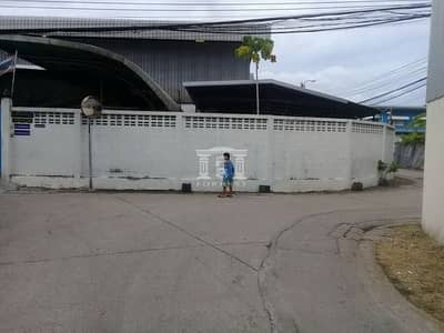 39888 Land for sale, Bangna-Trad Soi 5, next to Central Bangna, only 90 m.