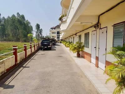 21 Bedroom Apartment for Sale in San Sai, Chiangmai - Dormitory and commercial building for sale in Mae Jo, Chiang Mai