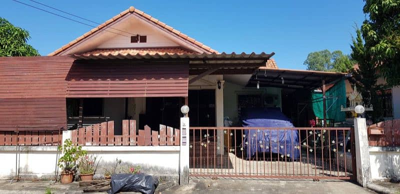 House for sale (Ton Pao Place)