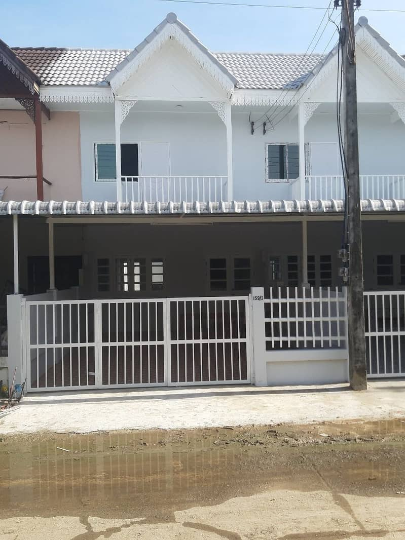 Townhouse ready, renovated, Saraphi, Ring Road 2